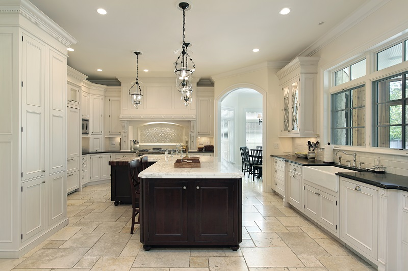 custom islands kitchen remodeling services in Bluejacket OK