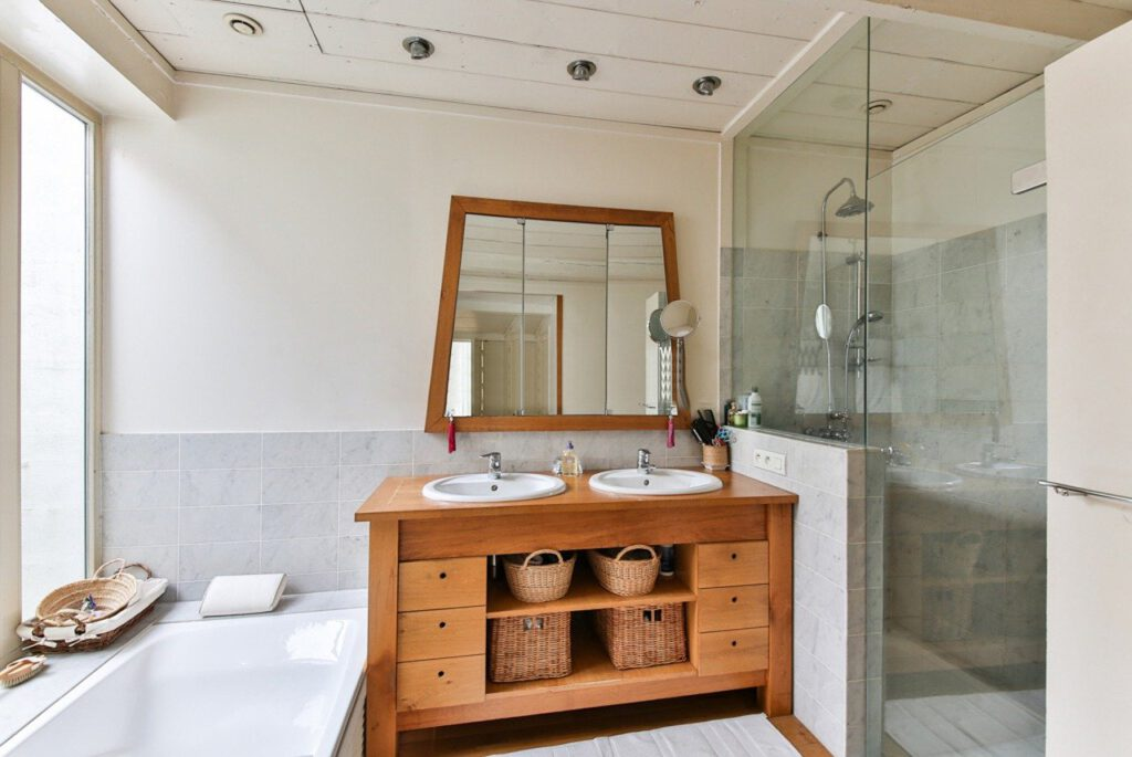 bathroom redesign services near Belleville RI
