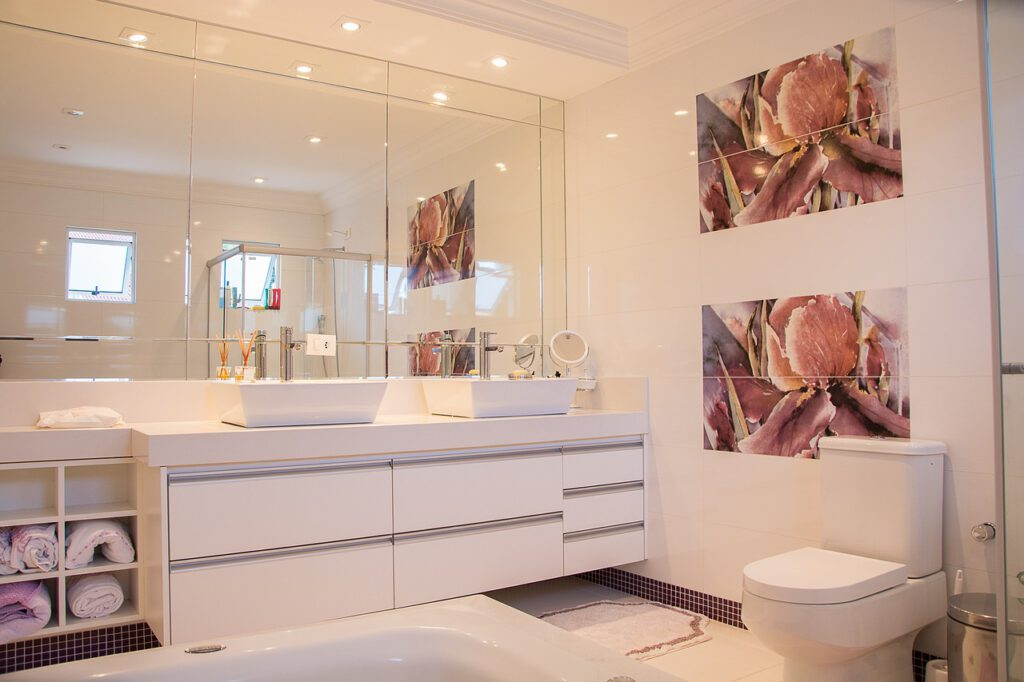 custom bathroom remodeler in Belleville RI