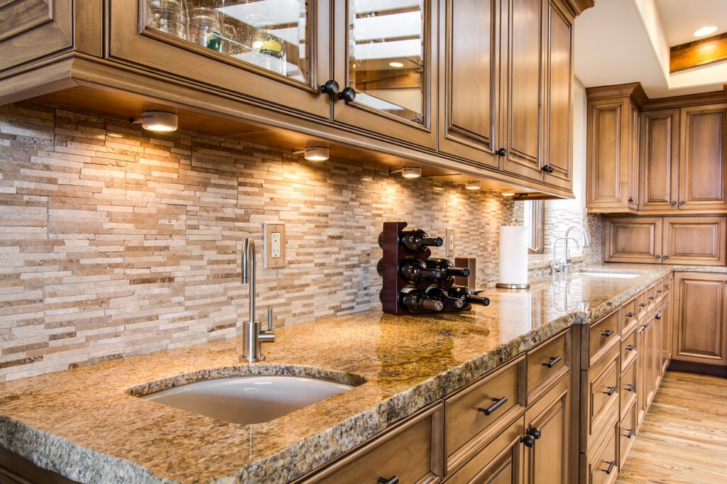 improve functionality of kitchen with new remodel