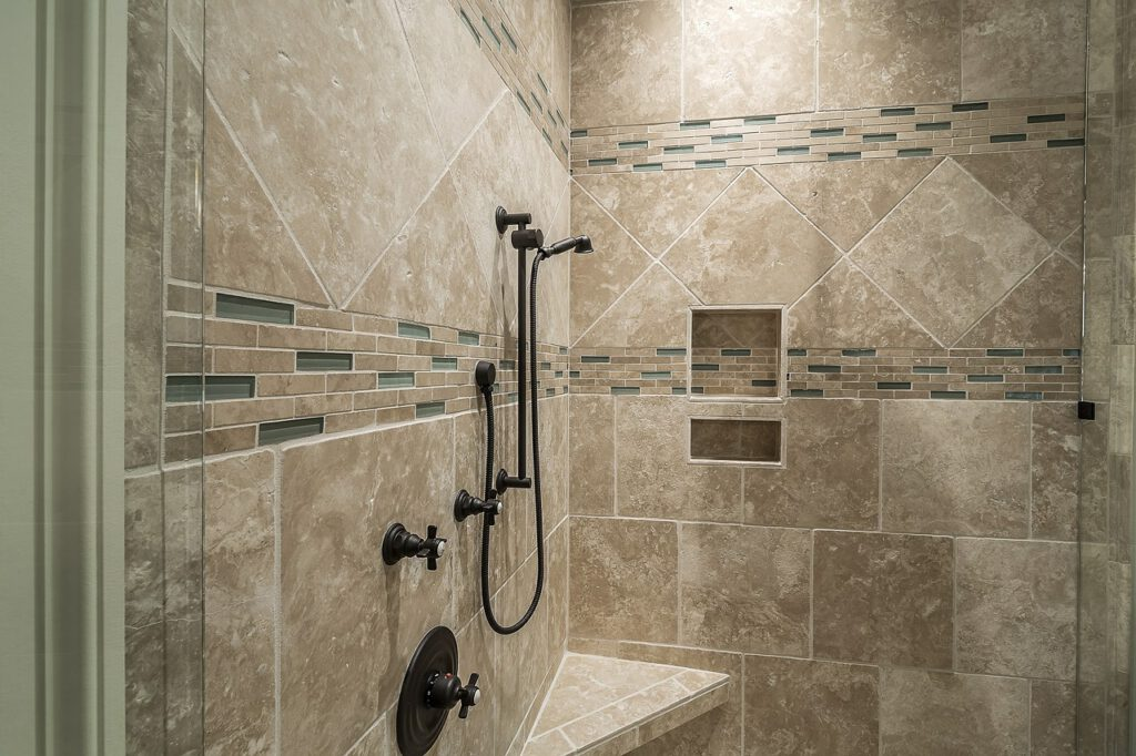 luxury bathroom remodel in Belleville RI